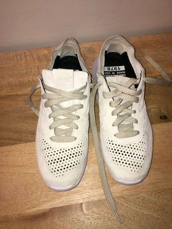 bf1f0427 New Balance ML1978SC Mens Beige And White Shoes Size 8 1/2 New without Box
