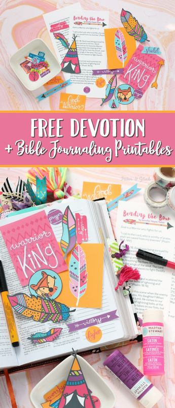 get creative in your bible with this free devotion and printable bible journaling goodies this