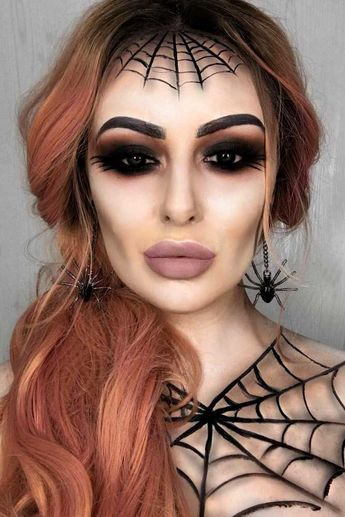 30 Scary Halloween Hairstyles for Long Hair