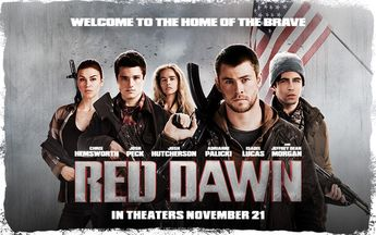 """My review of """"Red Dawn"""" (2012)"""