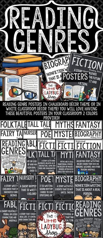 Genre Posters To S