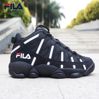 eb55254b658b Details about AND1 Basketball Shoes SR Mid White Black Blue
