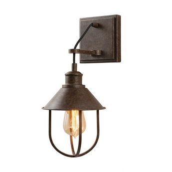 Frankly Farmhouse Sconce