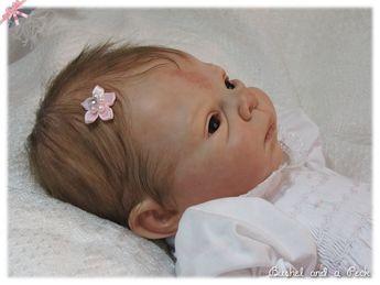 Custom Order for Reborn Sammie Doll