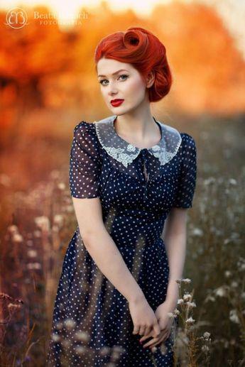 Model: Vilmarouge Photo: Beata Banach Photography