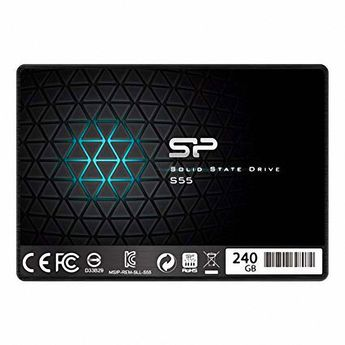 """Details about Silicon Power Slim S56 240GB TLC 2.5"""" SSD SATA3 Read 560MB/s SOLID STATE DRIVE"""