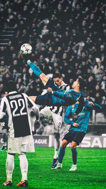 Cristiano Ronaldo chilena