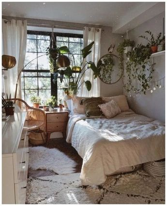 30+ Glamorous Bohemian Bedroom Design Ideas Must You Try Now