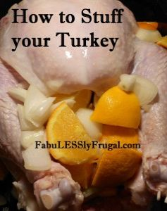 Moist Thanksgiving Turkey Recipes