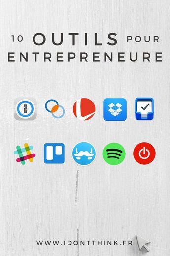 Les meilleurs outils pour Freelance, entrepreneurs, blogueurs, pour gérer leur entreprise ou leur blog.