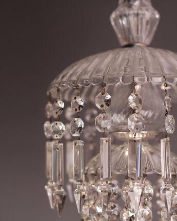 Kronleuchter Creme Gold Sammlung | 15 Kristall Kronleuchter