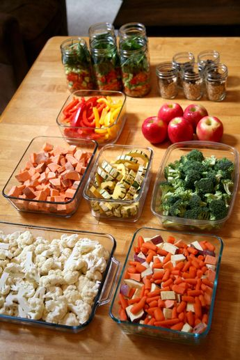 16 Ways to Hack Your Meal-Prep Routine For Faster Weight-Loss Results