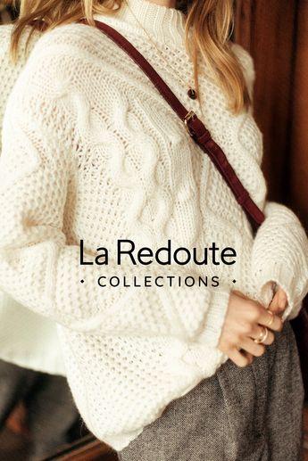 Du blouson en peau lainée aux mailles mode et cosy, La Redoute Collections signe un vestiaire pensé pour vous sur fond de carte postale, à Annecy, la « Venise des Alpes ».
