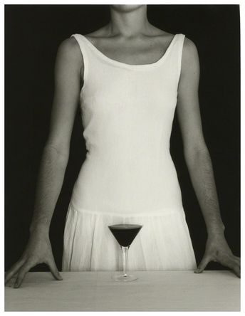 Chema Madoz | Untitled (Mujer/Copa) (1985) | Available