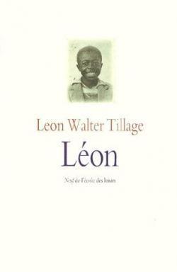 """""""Léon"""" de Leon Walter Tillage, L'Ecole des Loisirs.  Léon est né en 1936 dans un petit village de Caroline du Nord. L'esclavage a été aboli depuis de nombreuses années et pourtant son témoignage est choquant. Un exemple : quand ils allaient à l'école, les enfants noirs faisaient 7 kms à pieds. Les enfants blancs, eux, avaient un bus... qui s'arrêtaient parfois à l'approche des gamins noirs pour permettre aux petits blancs de descendre les caillasser et de les bastonner..."""