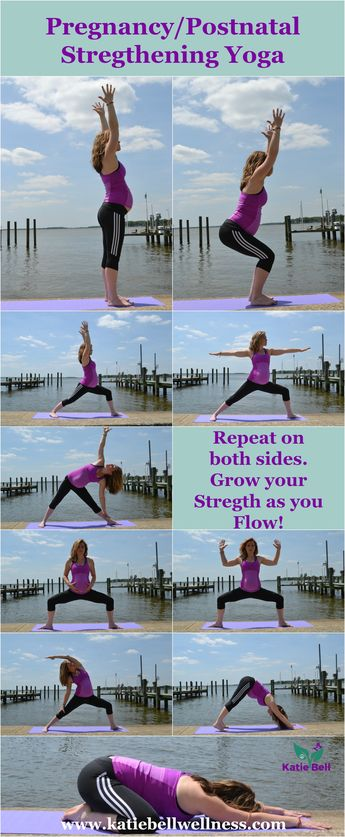Prenatal/Postnatal Strengthening will be all about preparing the body for labor and recovering after. Its nothing you cant handle though.