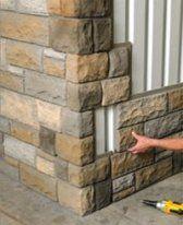 New House Front Ideas Stones Floor Plans Ideas