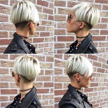 The Latest and Impressive Short Hairstyles of 2019