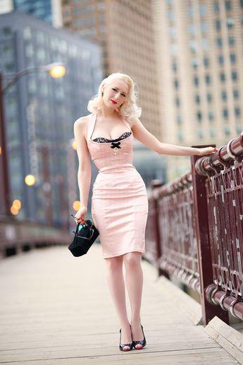 Rachel Ann Jensen ♥: Pink Seams    Return of the Pink Taxi