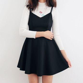 Skater Skirt, Flared Skirt, Dress, Skaters, Skater Dress, Mini Skirts, Polyvore, Pleated Skirt