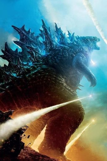 Godzilla: King of the Monsters (2019) Pelicula Completa en español Latino castelano HD.720p-1080p