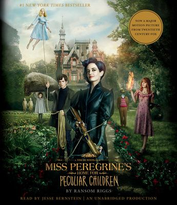 Miss Peregrine's Home for Peculiar Children (Movie Tie-In Edition) by Ransom Riggs | PenguinRandomHouse.com: Books