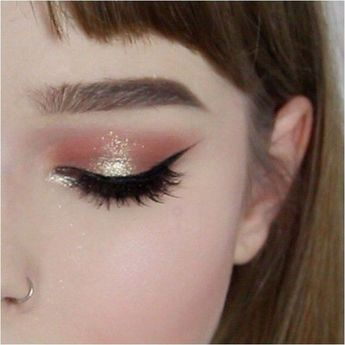 50 Elegant Natural Smoky Eyeshadow Makeup Ideas For Fall Party