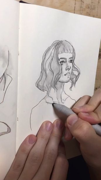 Daily Sketch time lapse!