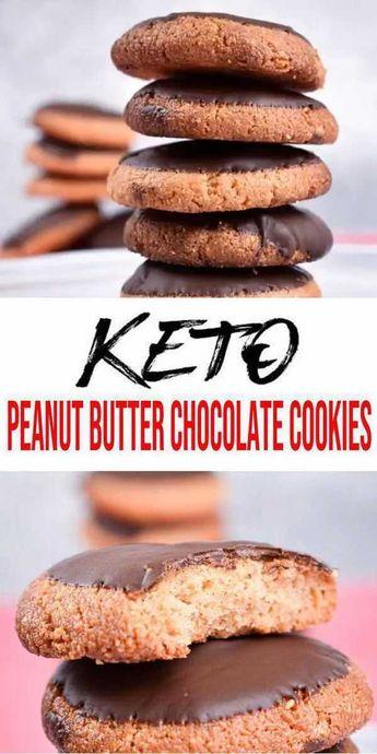 Кето-печиво! Дивовижне кетогенне дієтичне печиво - Легкий шоколад з арахісовим маслом низький ... - #арахісовим #дивовижне #дієтичне #з #кетогенне #Кетопечиво #легкий #маслом #низький #печиво #ШОКОЛАД