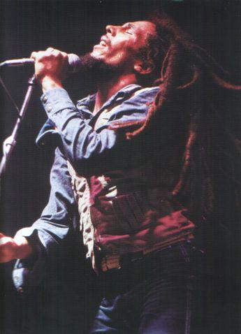 Bob Marley live at HallenStadion, Zurich, Switzerland, May 30 1980, first show of The UpRising Tour