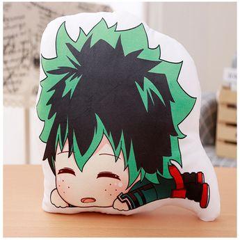 Japan Anime My Hero Academia Plush Toy Cute Soft Pillow Doll Stuffed Soft Anime Lovely POP Plush Brithday Gift Anime comics