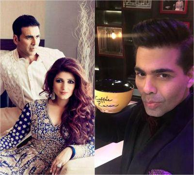Twinkle Khanna, Uncensored, on Koffee With Karan
