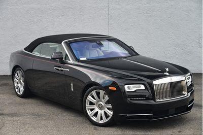 Rolls-Royce Dawn 2016