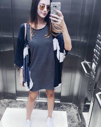 Vestido estilo camis