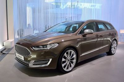 The next big thing from Ford Mondeo automaker