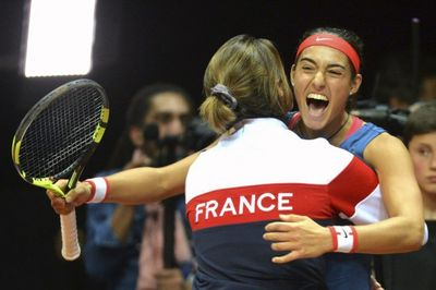 Amelie Mauresmo steps down as France Fed Cup captain