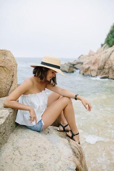 Feeling beachy... DI