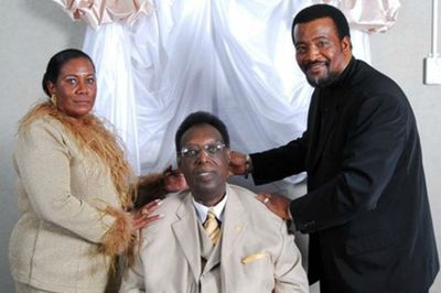 The King of Rwanda, Kigeli, dies at the age of 80