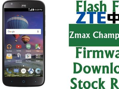 Flash File ZTE Zmax Champ LTE Z917VL Firmware Download
