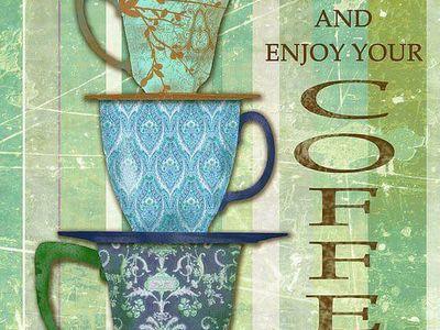 Coffee is My Lifeline
