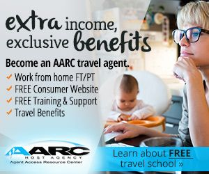Learn to be a travel agent for free