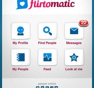 Flirtomatic dating UK