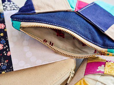 DIY Purses + Bags