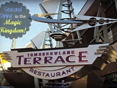 WDW Restaurants