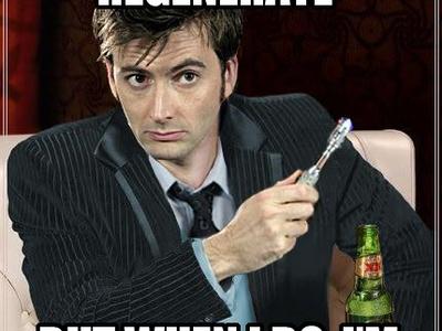 Doctor Who nonsense