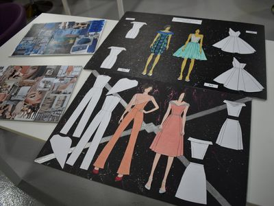 The College Of Fashion And Design Thecfddubai On Pinterest