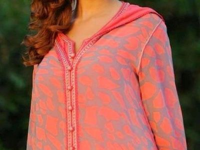 Abaya Maxikleid Sommerkleid Hauskleid arabisches Kleid Jellabiya Jellaba Djelaba