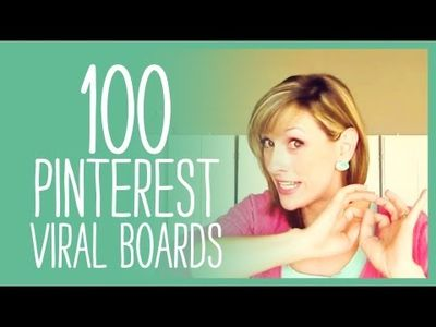 Top Blogs - Pinterest Viral Board