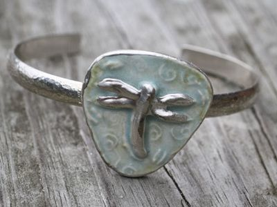 Jewelry- Silver and Clay