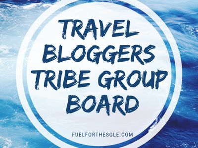 Travel Bloggers Tribe Group Board